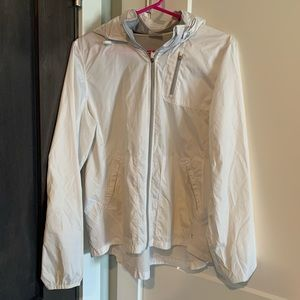 Light rain jacket
